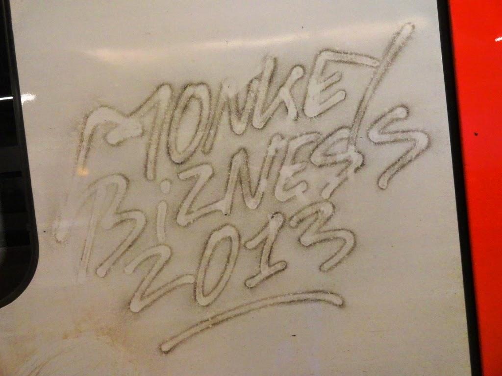 MONKEY BIZNESS