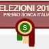 Premio Sonda Italia elezioni 2013