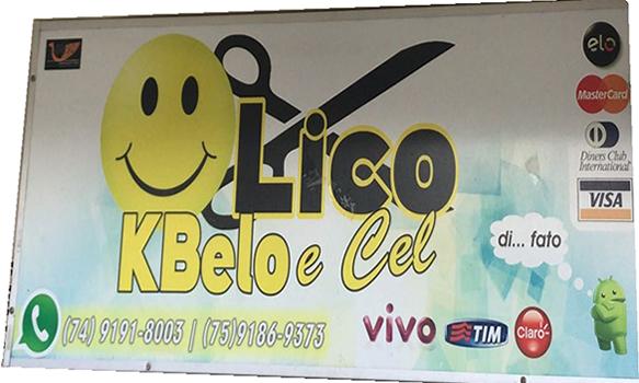 LICO KBELO E CEL