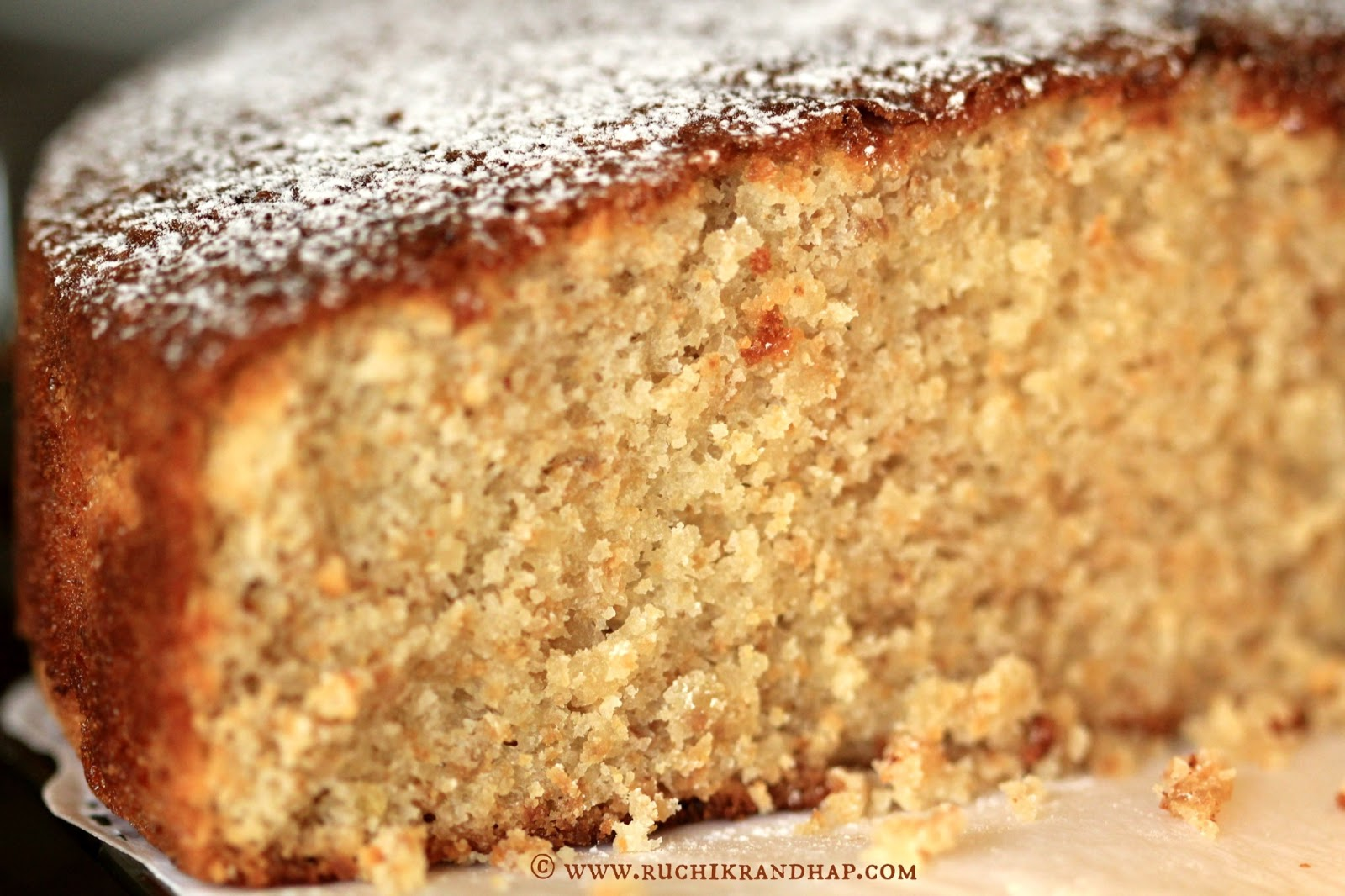 Walnut Cake Recipe English