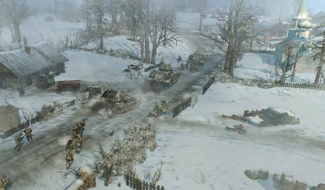 COMPANY OF HEROES 2 PC GAME FULL