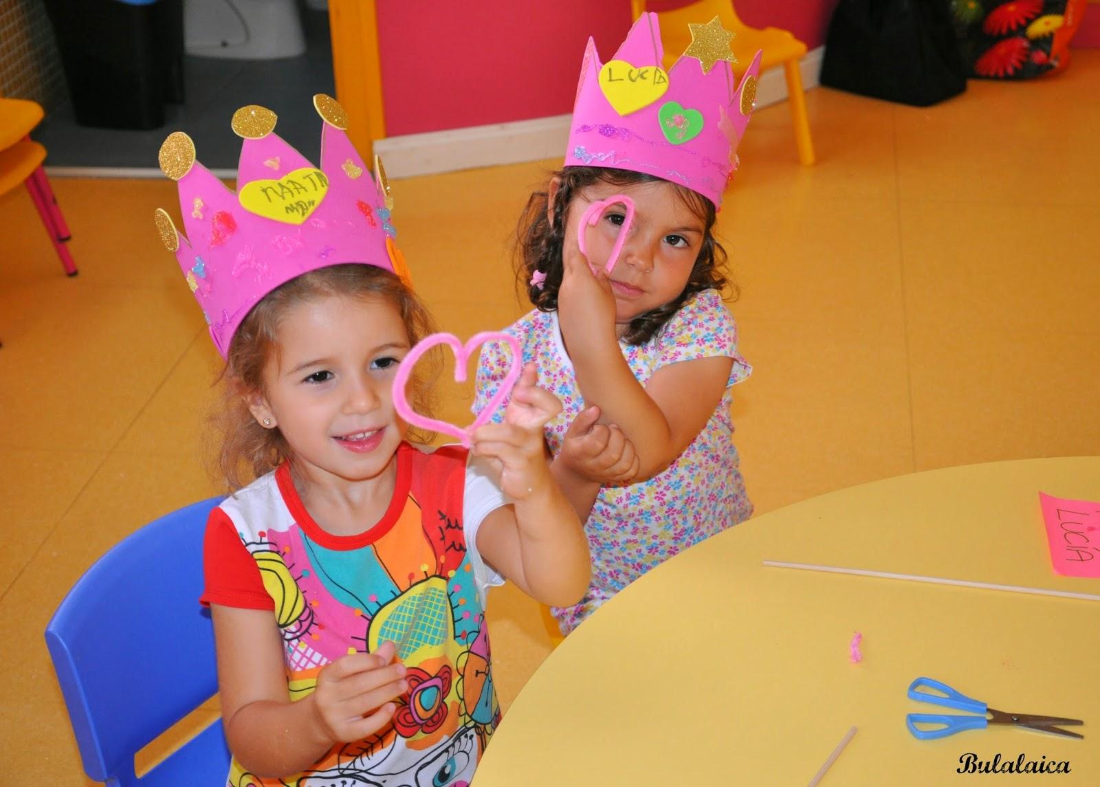 Taller de Princesas- Bulalaica