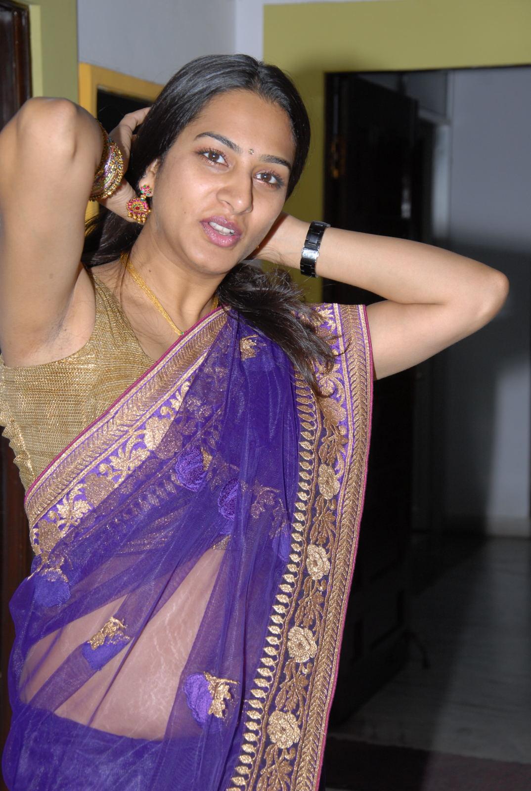... in: hot Stills , Surekha Vani Hot Saree Stills , telugu Hot Actress