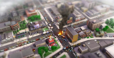 simcity 5 (2013) glassbox engine city builder