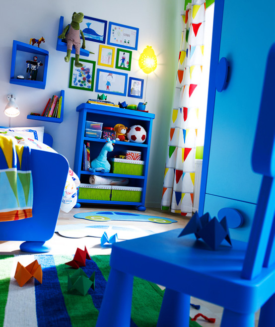 ikea 2011 teen and kids room design ideas - Bedroom Designs Ikea 2