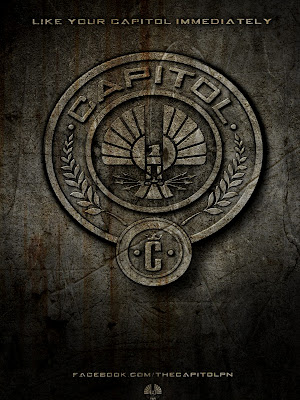 The Hunger Games Capitol Poster