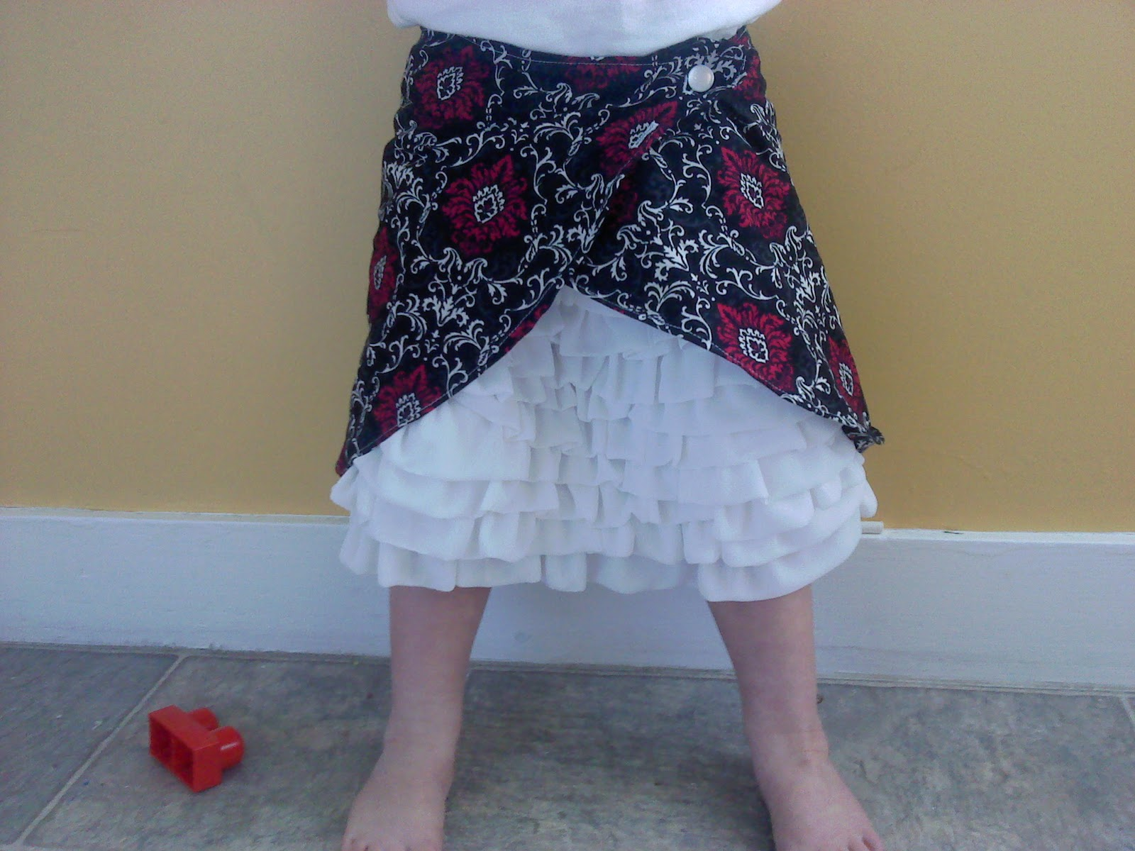wrap-around-skirt