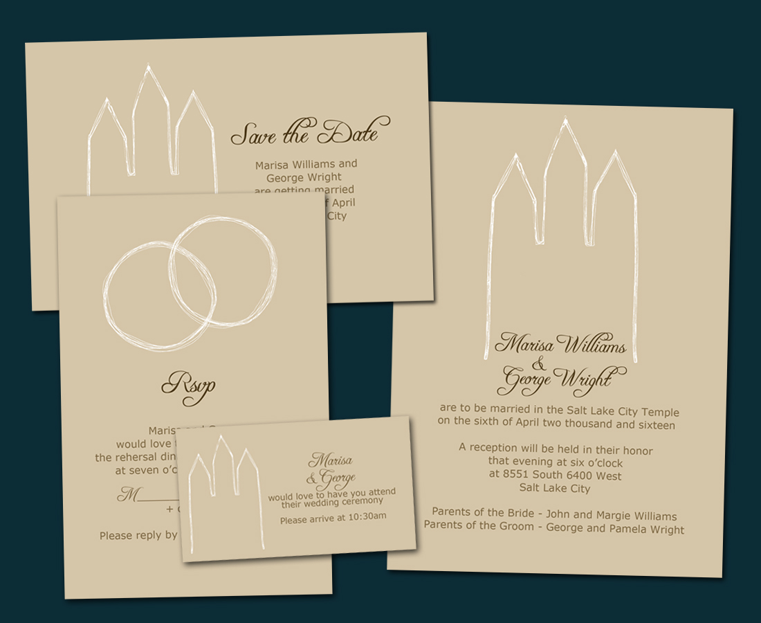 Lds Sealing Invitation Wording was awesome invitation ideas