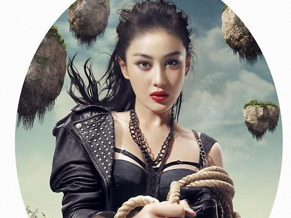 Girls Beauty Wallpaper Zhang Xinyu 13