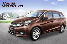 Daftar Harga Mobil Honda Mobilio