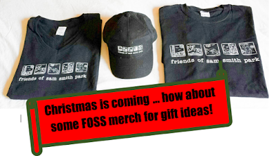 $15 - FOSS T-SHIRT (MEN'S & WOMENS') OR CAP
