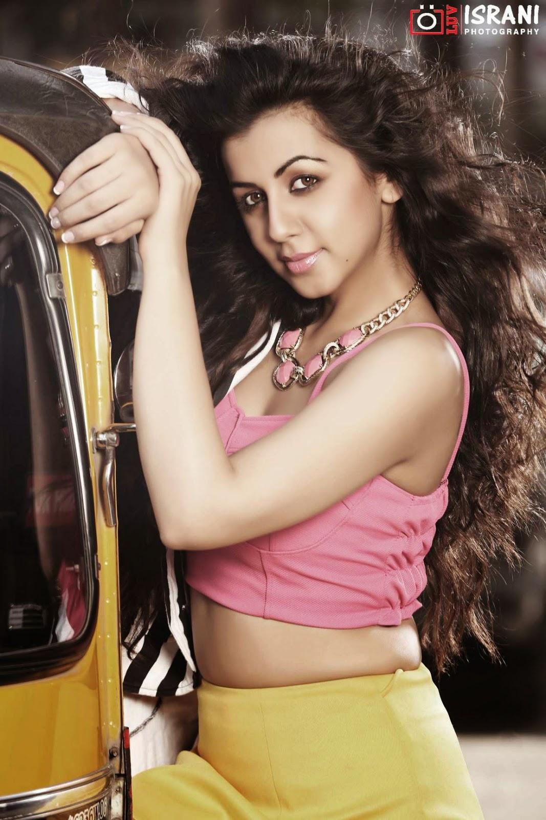 Actress Nikki Galrani Hot Photo Session Hot indian actress girls Actress nikki hot photos