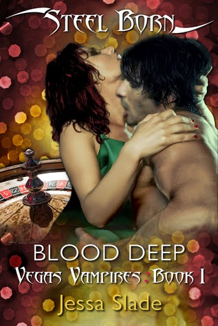 Blood Deep by Jessa Slade
