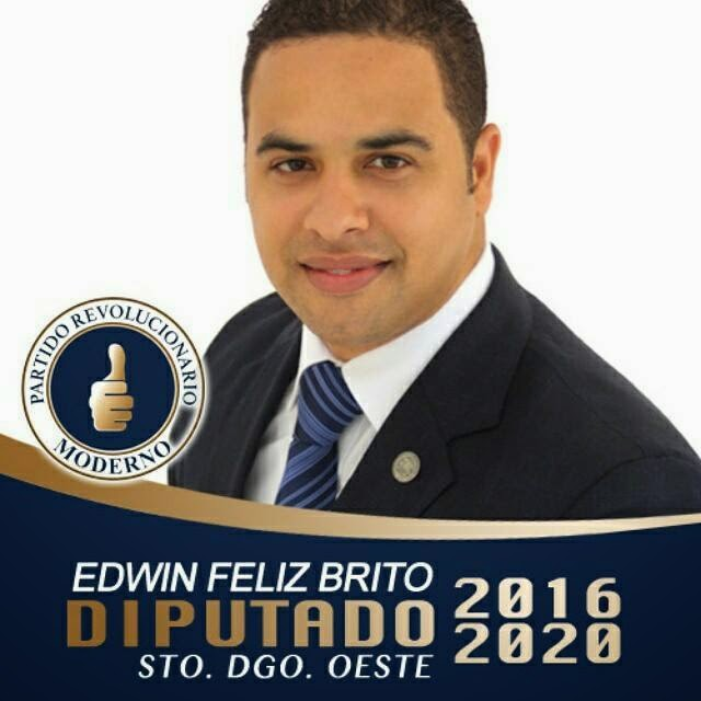 Edwin Feliz Diputado