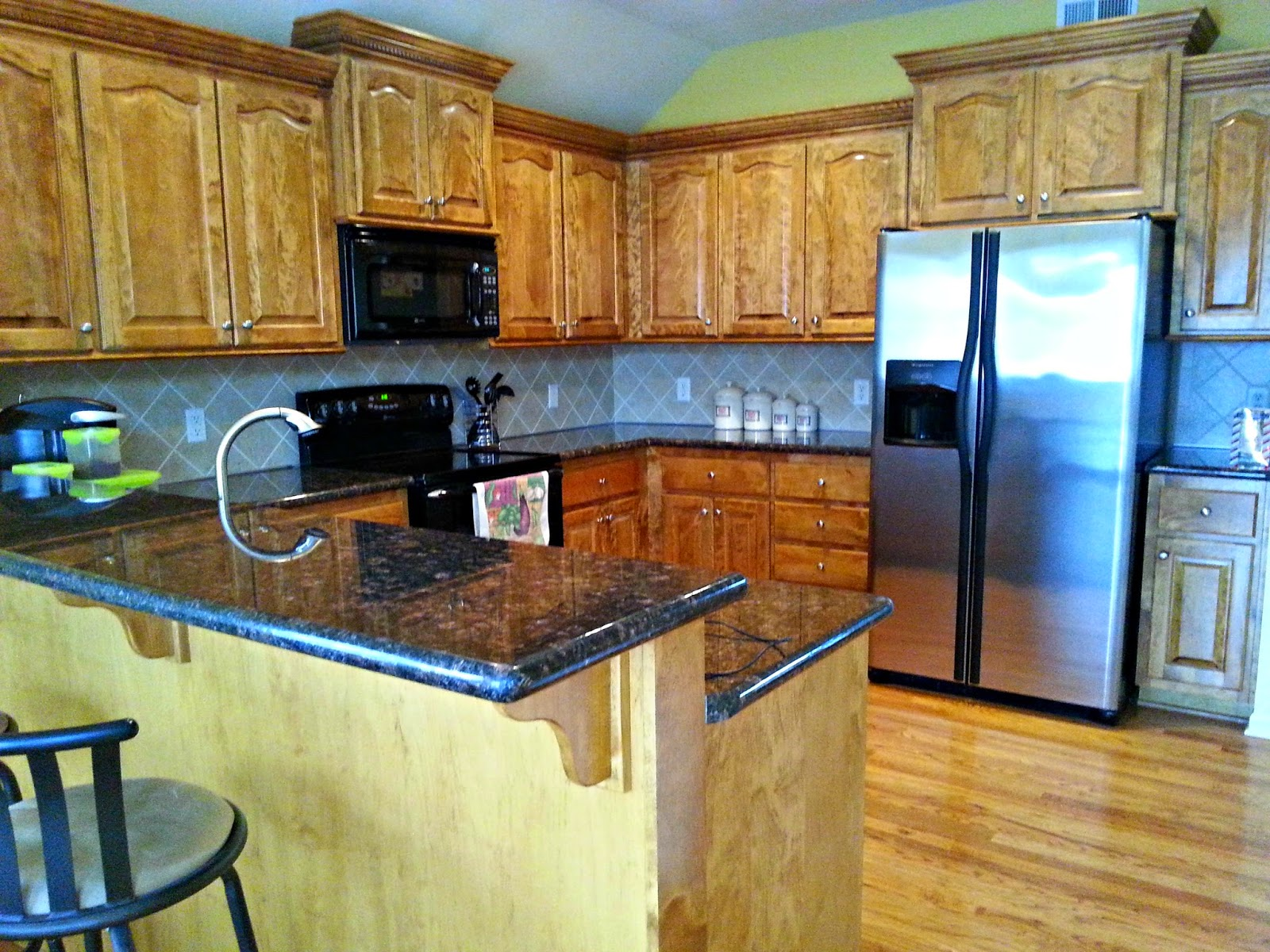 granite in gardner ks home, Gardner real estate