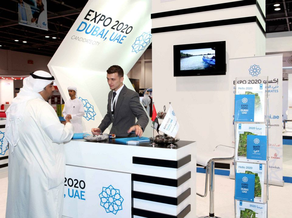 Expo 2020 Dubai, UAE: A few photos from GES-EVA in Dubai