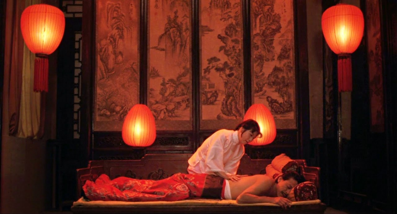 Zhang Yimou: Raise the Red Lantern