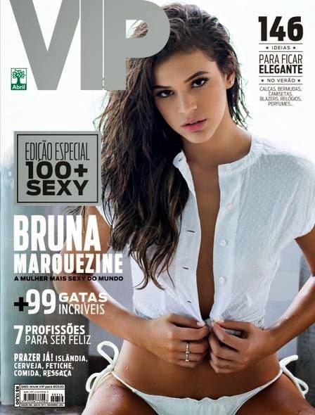 Bruna Marquezine sexy na revista VIP