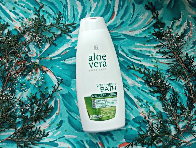 LR Aloe Vera Wellness Bath Расслабляющая пена для ванны