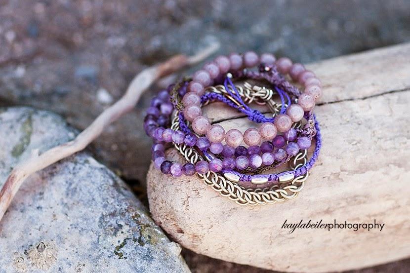 upclose bracelet photo