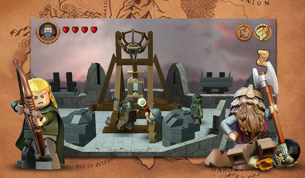 Lego Lord Of The Rings Android Apk