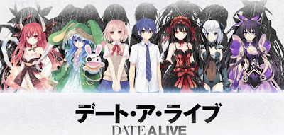 Date A Live - (Completed) Subtitle Indonesia