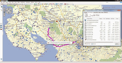 Costa Rica, GPS, Garmin, Map, Mapa