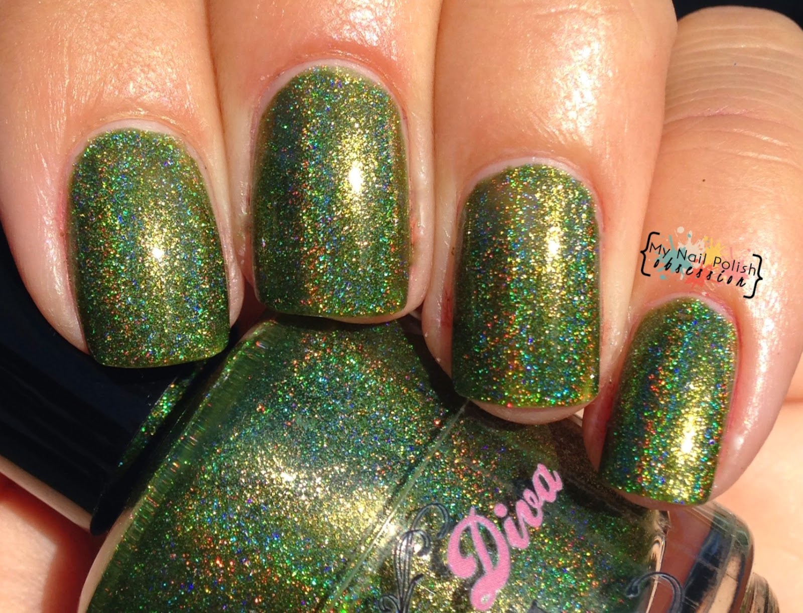 Darling Diva Polish The Shape Shifter
