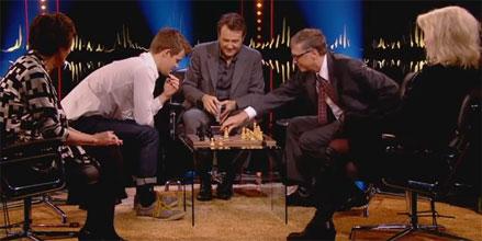 Carlsen vs Bill Gates (Cờ Vua)