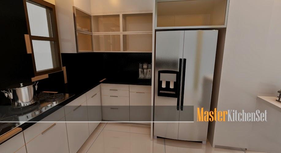 Kitchen set solo blog master gallery solo putih 2