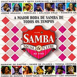 Baixar CD Samba Social Clube – Vol.5 Ao Vivo (2014) Download