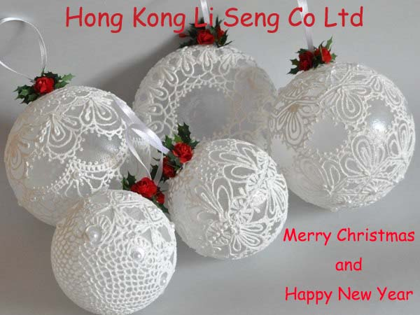 Hong Kong Li Seng Co Ltd - Wish you Merry Christmas and Happy New Year