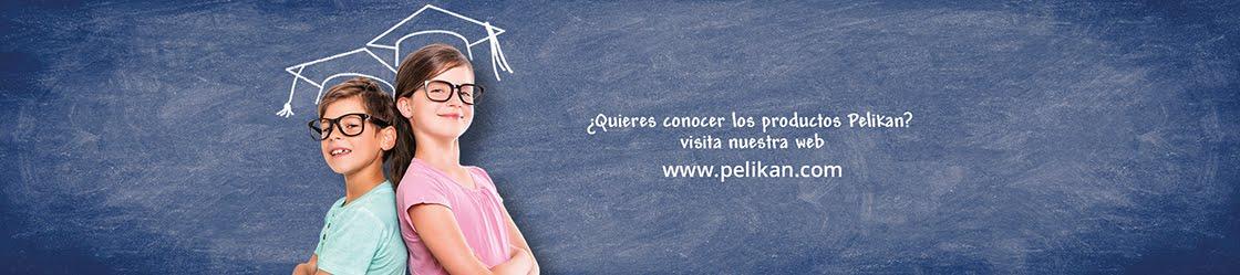 ¿Quieres conocer los productos Pelikan? visita nuestra web