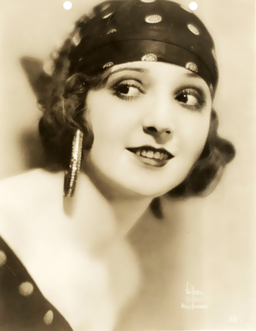 madge bellamy portrait