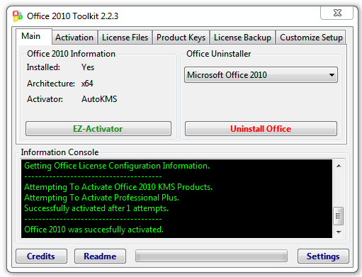 Microsoft office toolkit 2 2 3 mediafire download link - Installer office 2010 sur windows 8 1 ...