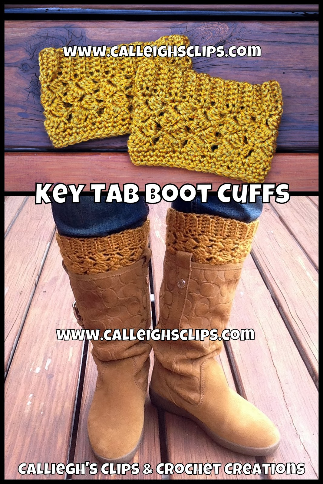 Crochet Patterns I Can Make And Sell : Calleighs Clips & Crochet Creations: Free Crochet Pattern ...