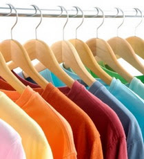 Tips Caring Color Apparel