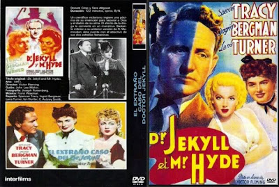 El extraño caso del Dr.Jekyll  | 1941 | Dr. Jekyll and Mr. Hyde