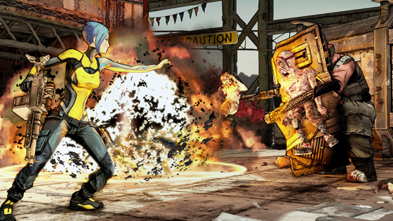 Maya, from Borderlands 2