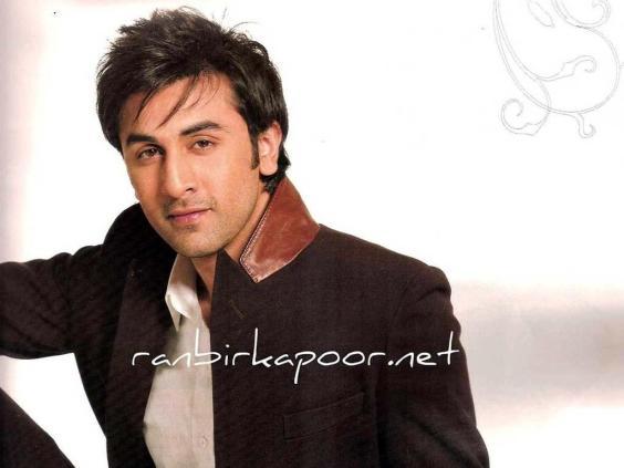 Ranbir Kapoor hair style