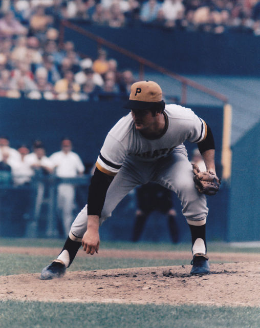 BOB MOOSE PITTSBURGH PIRATES