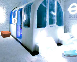 Juegos de Escape - Escape From Icehotel - Solución