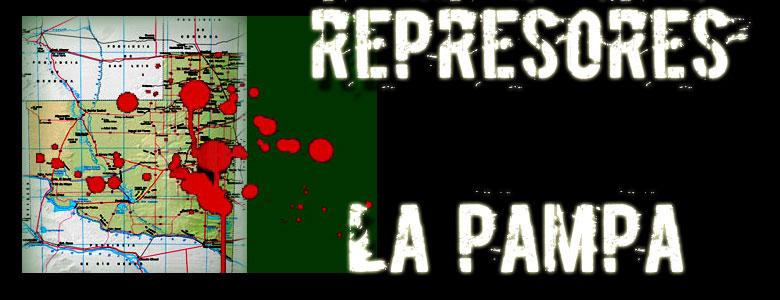 Represores La Pampa