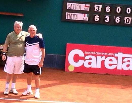 """ITF SENIORS G """"A"""" MIRAFLORES PERU"""