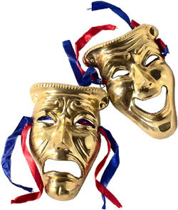 Máscaras para Teatro