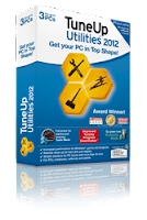 TuneUp Utilities 2012 12.0.3600.104 Full Serial Number / Key