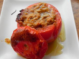 Tomate Relleno de Carne