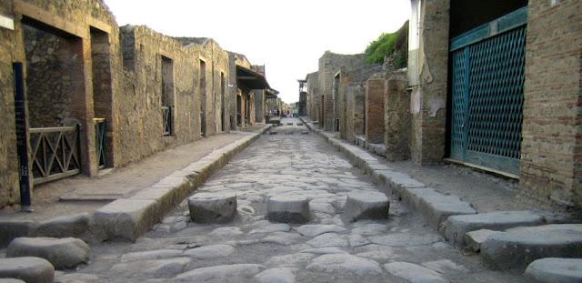 Creditos y antigua Roma
