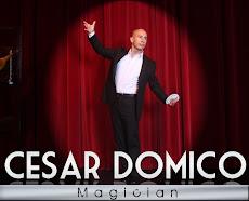 Magician Cesar Domico
