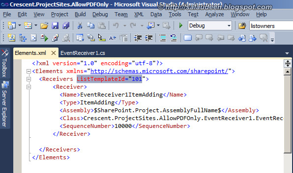 sharepoint document library restrict file type